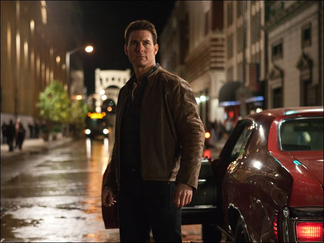 Film Cruise Trailer Tom Cruise next stars in 'Jack Reacher,' based on the best-selling book series opening Dec. 21.