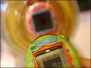 A Tamagotchi Connection from Bandai.
