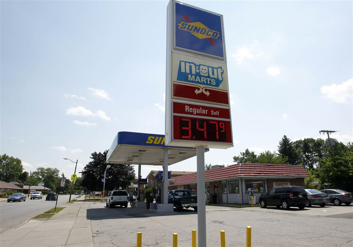 Toledo Gas Prices >> Spike In Gasoline Prices Puts Toledo Average About 3 50