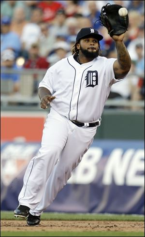 While Prince Fielder wont he Home Run Derby on Monday, the $214 million first baseman ranks second in Detroit with 15 homers.