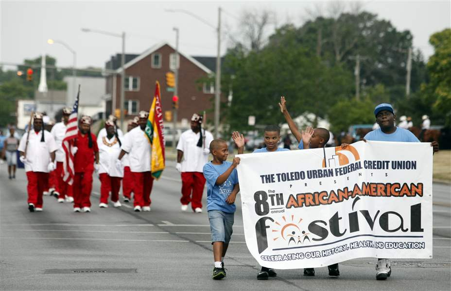 Marchers-kick-off-the-8th-annual-African-American-Festival