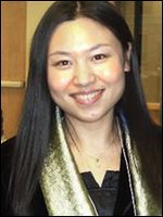 Han Li, office manager of the Language Services Group at Bowling Green State University.