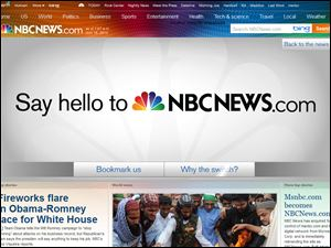 The website will move its headquarters from Microsoft's corporate campus in Redmond, Wash., to NBC News' longtime home in New York.