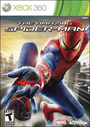 The Amazing Spider-Man; Grade * * 1/2; System: Xbox 360, PS3, Nintendo Wii, DS, and 3DS; Published by: Activision; Genre: Single player actio