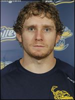 Toledo Walleye forward Kyle Rogers will be back for the 2012-13 season.
