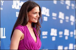 Katie Holmes' first role since her split with husband Tom Cruise will be 'Dead Accounts.'