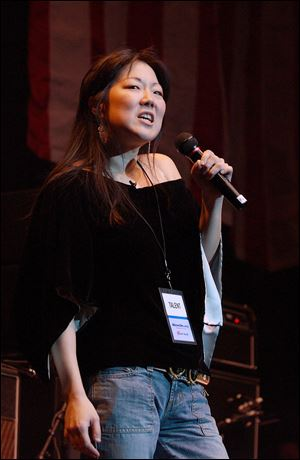 Margaret Cho is also an actress, but says stand-up is her first love.