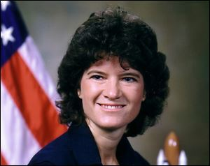 Sally Ride, the NASA flight engineer who changed the face of the na