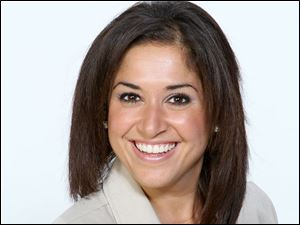 Tina Shaerban is leaving WTOL Channel 11's morning team.