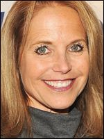 Journalist Katie Couric.