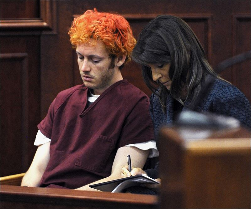 James Holmes Colorado Shooting Gunman Used Same Drugs: Colorado Shooting Suspect Charged With 142 Criminal Counts