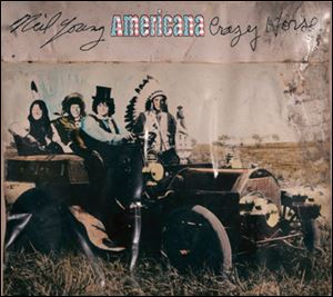 'Americana' by Neil Young and Crazy Horse