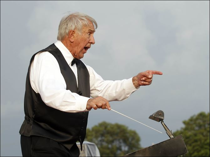 sam szor music Sam Szor will conduct several numbers at Sunday's Music Under the Stars at the Toledo Zoo.