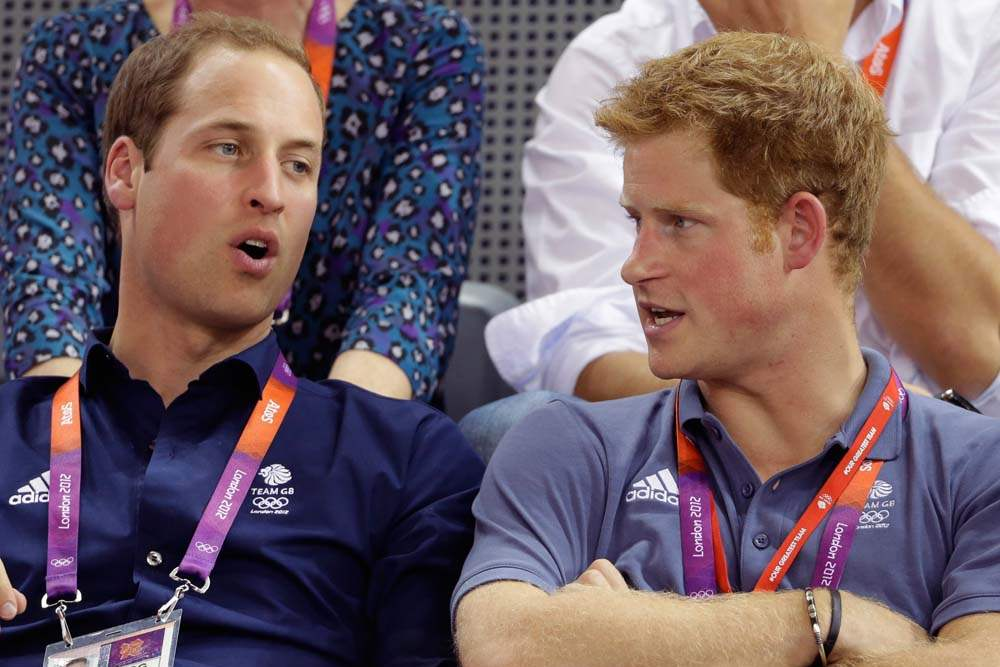 London-Olympics-Cycling-Prince-William-Prince-Harry
