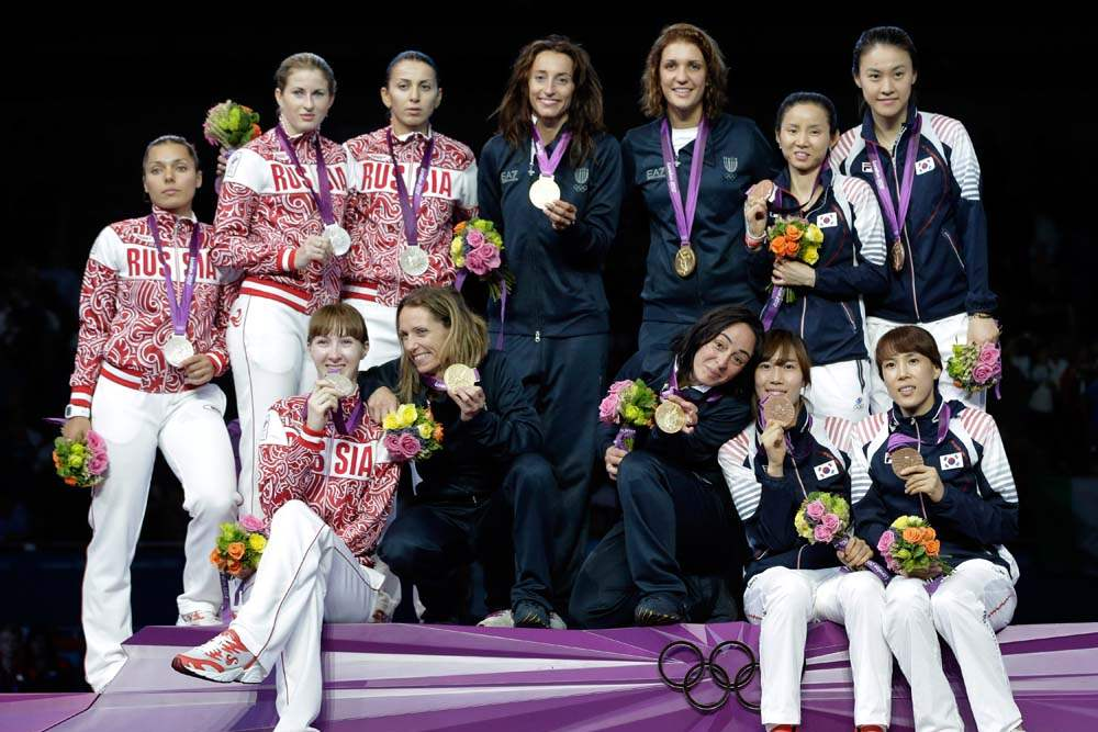 London-Olympics-Fencing-Women-Italy-Russia-South-Korea