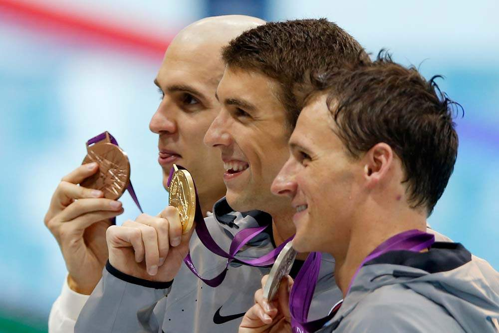 London-Olympics-Swimming-Men-Laszlo-Cseh-Michael-Phelps-Ryan-Lochte
