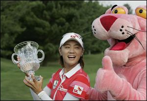 Na Yeon Choi won the 2010 Farr Classic with a 14-under 270. She recently won the U.S. Women's Open and is ranked No. 2 in the world.