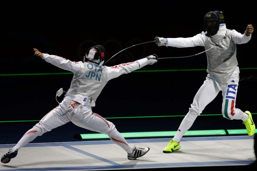 London-Olympics-Fencing-Men