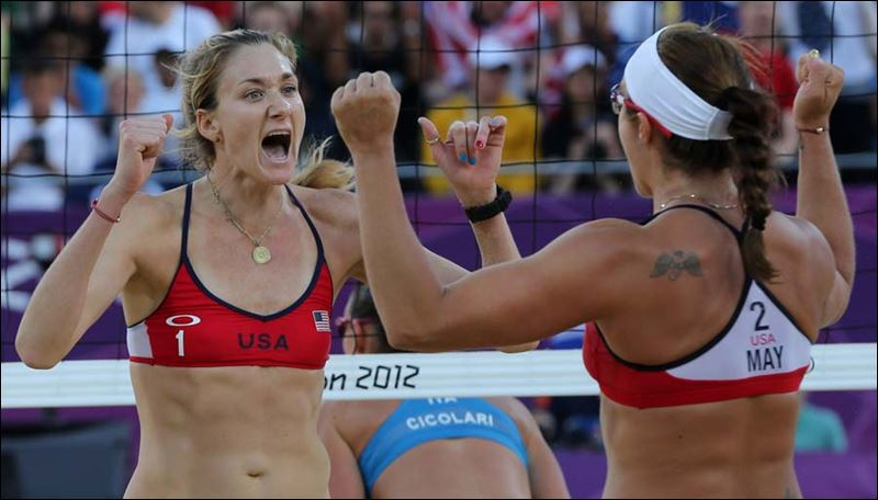 Swedish Womens Beach Volleyball Team Women 39 s Beach Volleyball