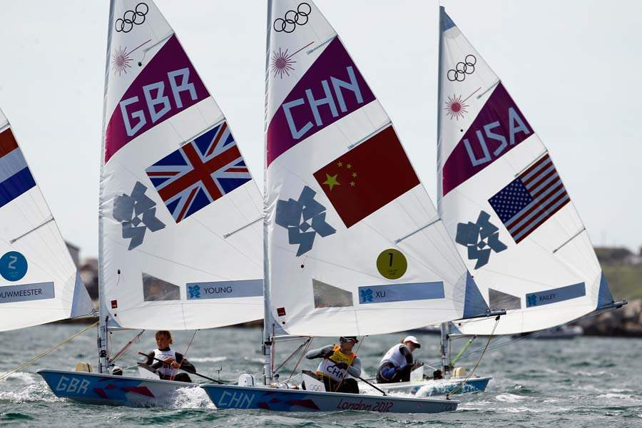 London-Olympics-Sailing-Women