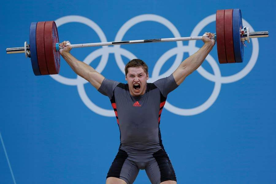 London-Olympics-Weightlifting-Men
