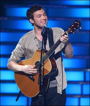 Phillip Phillips' 'Home' has sold 844,2415 tracks since June.