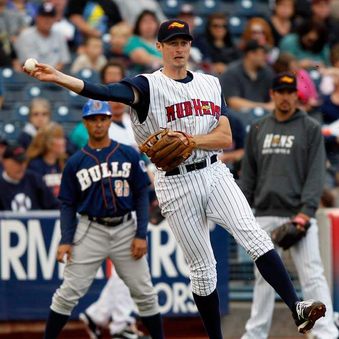 Toledo-Mud-Hens-player-Don-Kelly-throws-out-Durham-Bulls
