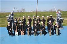 Navy-Week-band