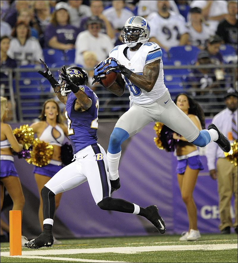 calvin johnson lions scores - photo #15