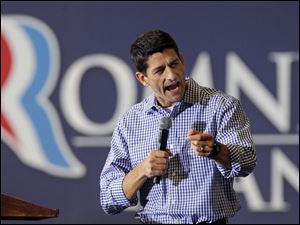 Vice presidential candidate Paul Ryan paid a higher federal tax rate than Mitt Romney did.