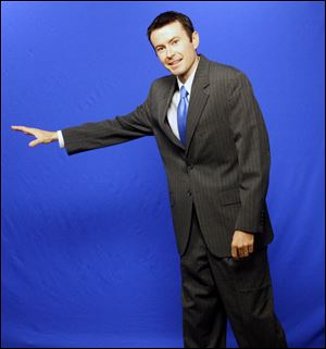 Geoff Cornish is a meteorologist at WTVG-TV, Channel 13.