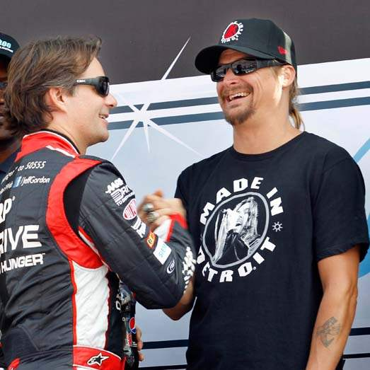 nascar-jeff-gordon-kid-rock