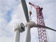 A-rotor-is-attached-to-a-wind-turbine
