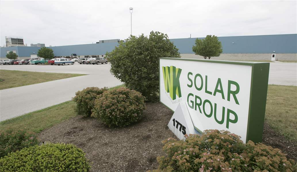 Willard-Kelsey-Solar-Group-plant-in-Perrysburg