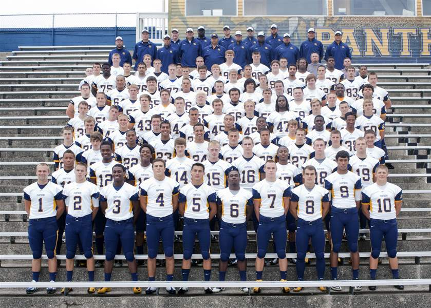 SPT-Whitmer-High-School-football-team