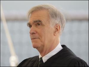 U.S federal Judge James G. Carr.