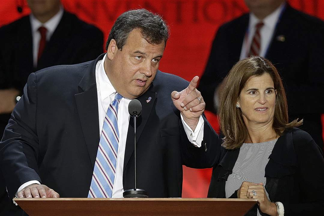 Republican-Convention-Chris-Christie-Mary-Pat