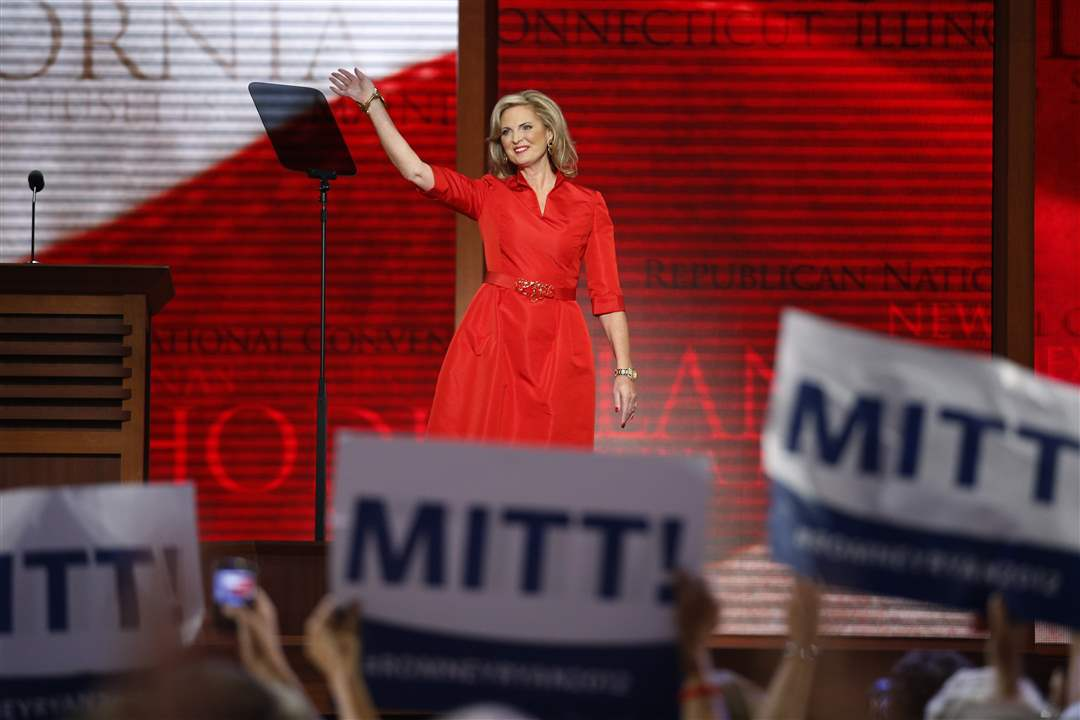 Republican-Convention-Ann-Romney-wave