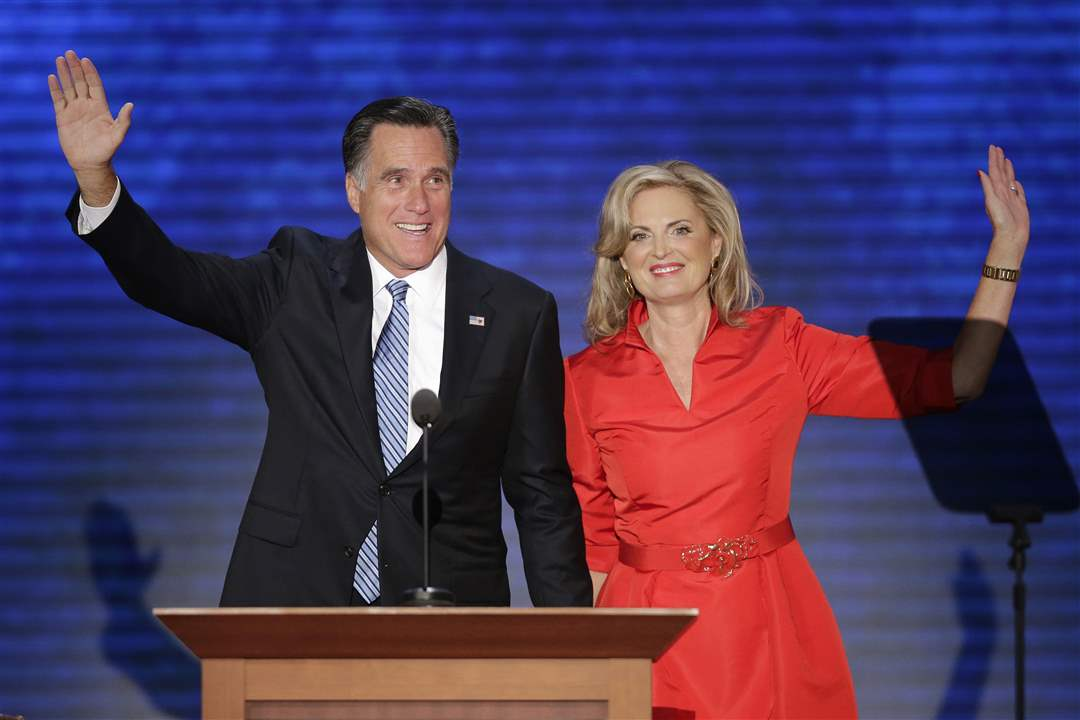 Republican-Convention-Romney-wave