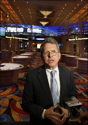 Ohio Attorney General Mike DeWine sent out a warning Friday against people purporting to do home improvement work, such as roof repair, driveway paving and sealing, and tree trimming. Often the work done by those who approach homeowners offering immediate completion at an inexpensive rate can be shoddy, Mr. DeWine said in a statement.