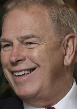Ted Strickland.