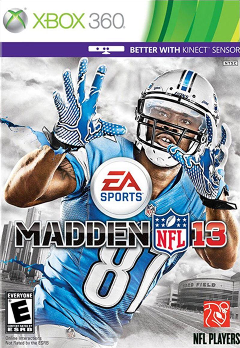 Madden NFL 13 Wii