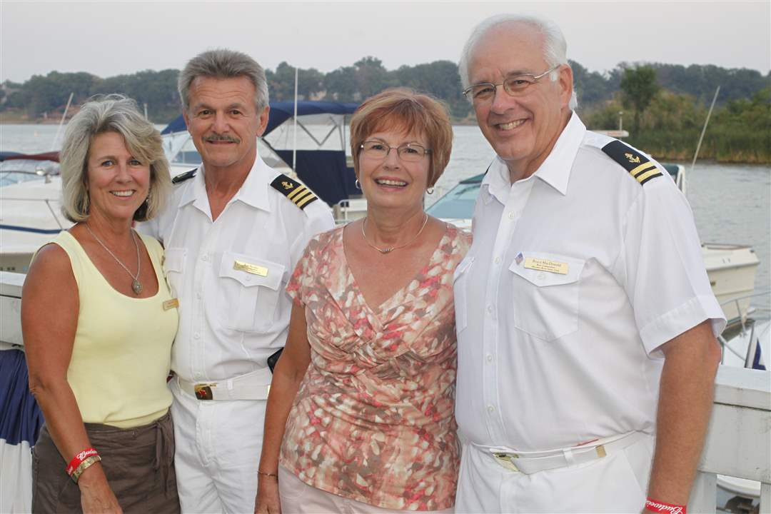 Maumee-River-Yacht-Club-Carla-Smith-Ron-Reeder-Jean-MacDonald-Bruce-MacDonald