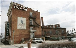 Tours of buildings in the Warehouse District, including the Oliver House, will take place Sunday.