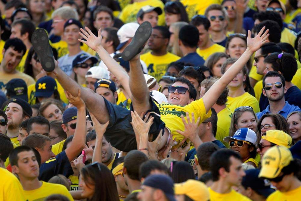 University-of-Michigan-students-celebrate