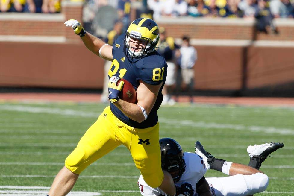 University-of-Michigan-player-Mike-Kwiatkowski