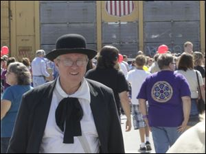 Frank Butwin, of Perrysburg, from the Perrysburg Area Historic Museum t