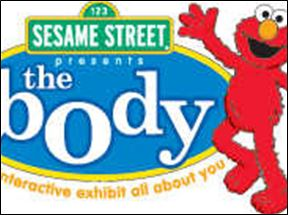 Sesame Street Presents: The Body