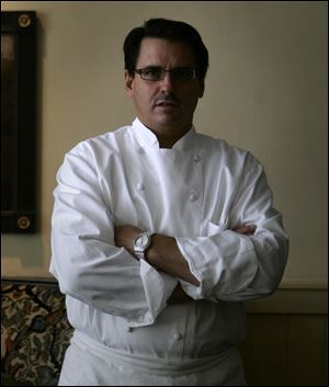 White House Chef Frank ruta