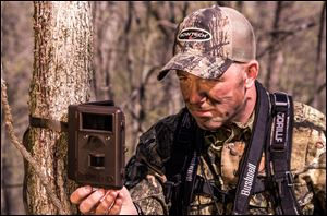 Once popular among hunters, trail cameras are starting to be used by gardeners and farmers, too.